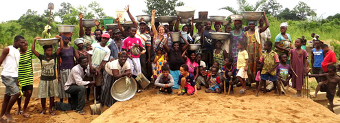 The Green Clinic Atsiekpoe Ghana