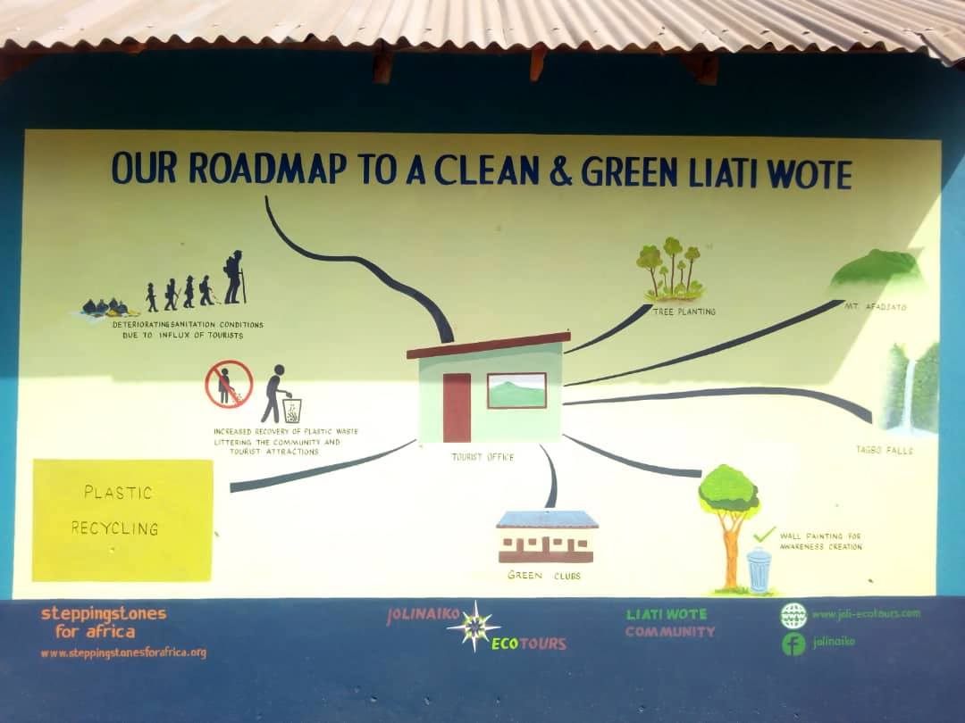 Roadmap to a green and clean Liati Wote.